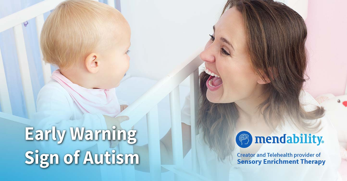 4 Simple Tests for Early Warning Signs of Autism: Eye Contact and Tracking