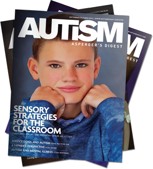 Autism Digest Magazine Free Subscription with Mendability