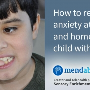 How to reduce anxiety symtpoms at school and home child for your with autism