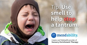 How to stop a tantrum Sensory Enrichment Therapy for Autism and Anxiety