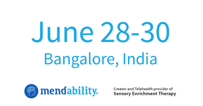 Sensory Enrichment Therapy Certification – June 28-30, 2016 – Bangalore, India