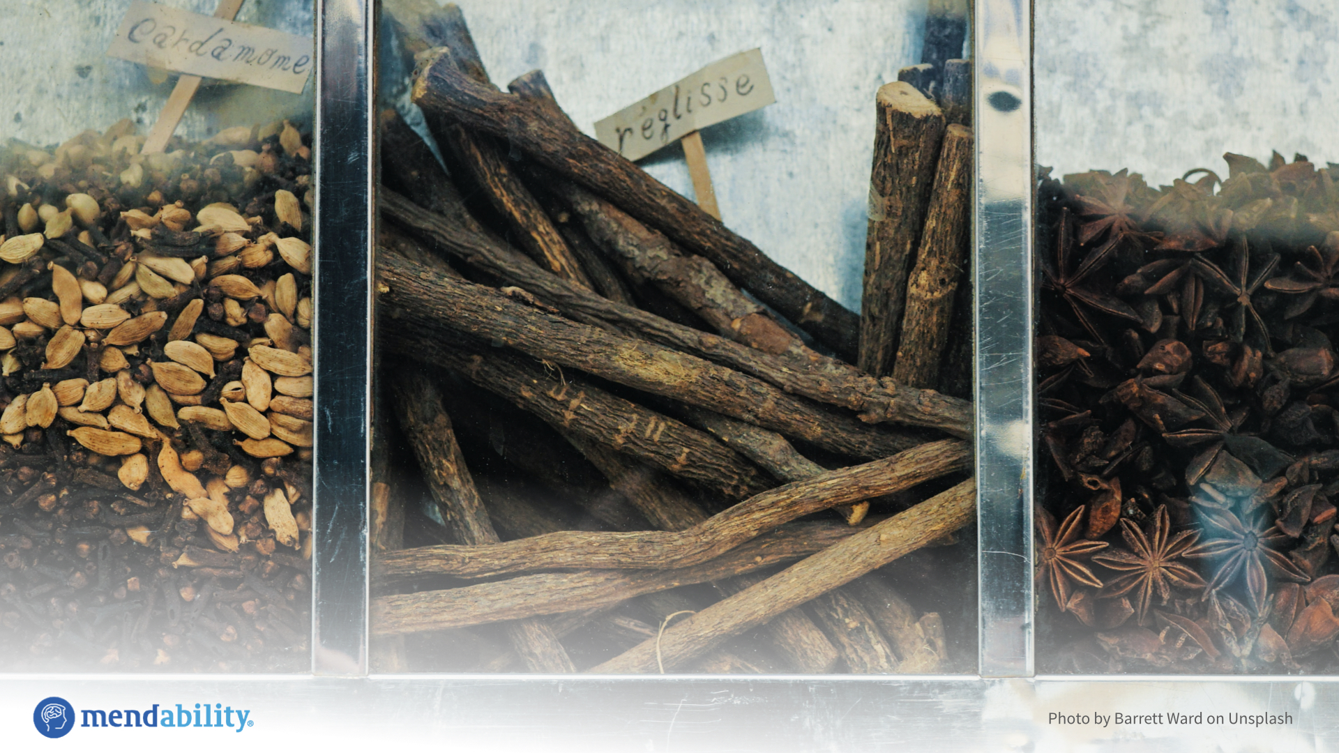 Licorice root for mouthing