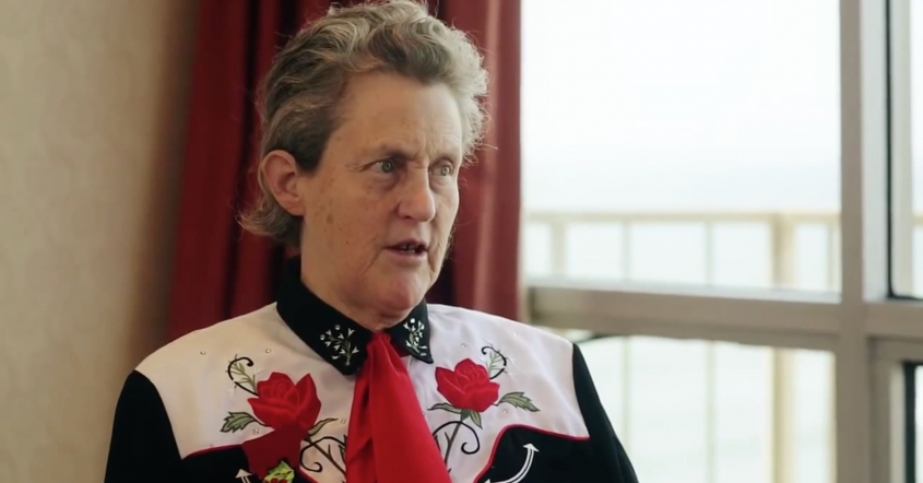 Temple Grandin Discusses Sensory Enrichment Therapy for Autism Clinical Trials