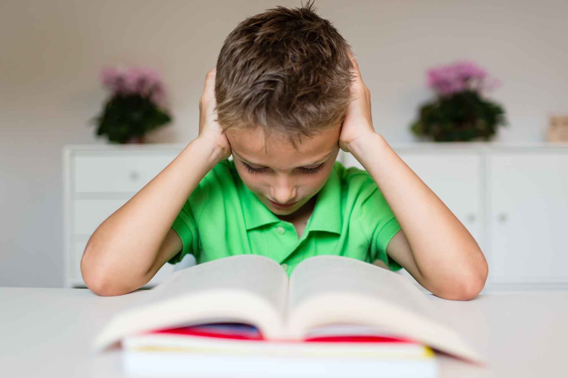 Dyslexia treatment for children
